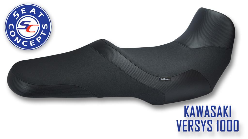 Seat Concepts Kawasaki Kle1000 Versys Standard Foam