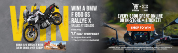 Win BMW Competition