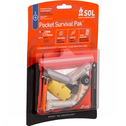 SOL Pocket Survival Pak