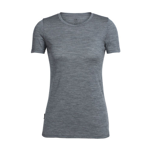Icebreaker Women's Tech Short Sleeve Crewe
