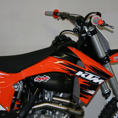 IMS Products KTM 500-F Factory Edition (2012-2014)/ 450SXF (2013) 12 Litre EXC (2012-2016)/ 450XC-W/ 500XC-W (2012-2015)/ 450 SX 12 Litre Fuel Tank