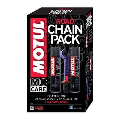 Motul Chain Pack for Road Motorbikes