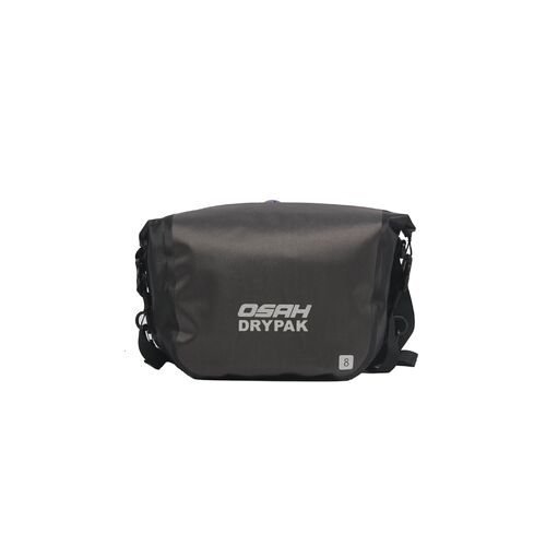 OSAH 8L Sling Messenger Bag [Colour Option: Black]