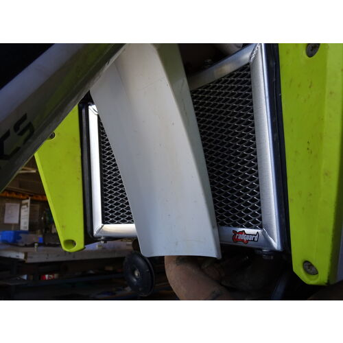 Husqvarna 701 Supermoto / Enduro (2017-2020) Radiator Guard [Colour: Black]