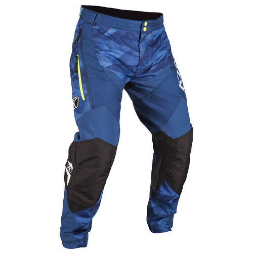 Klim Dakar In The Boot Pants 2018 [Colour: Blue] [Size: 30]