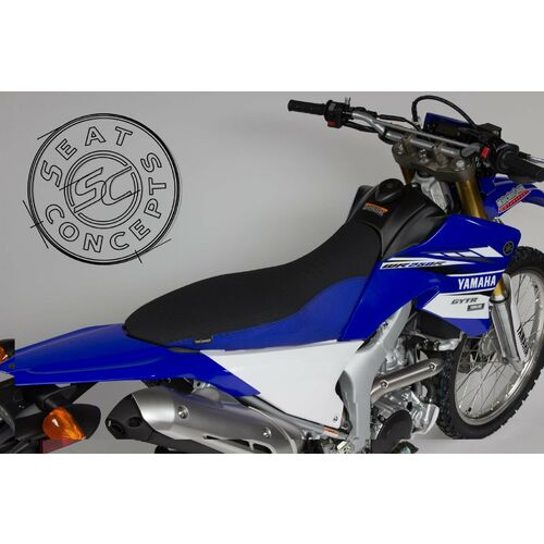 Seat Concepts Yamaha WR250R/ WR250X Tall [Cover Options: All Carbon Fiber] [Seat Options: Complete Seat +$159.50]