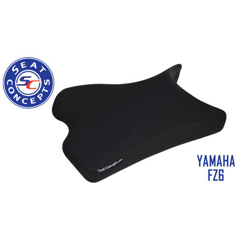 Seat Concepts Yamaha FZ6R Foam & Cover Kit [Cover Options: All Carbon Fiber] [Seat Options: Foam & Cover Kit ONLY]