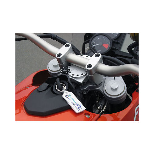 GPR Stabilizer V4 Adventure Bike Stabiliser Fat Bar Kit for BMW F800GS (2008-curent)