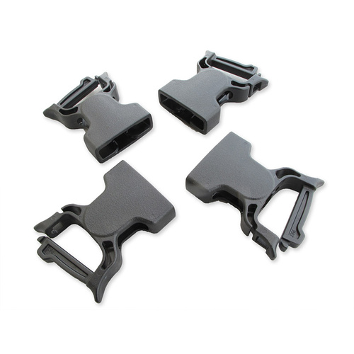 Wolfman Luggage 1 inch Female Quick-Clip Buckles