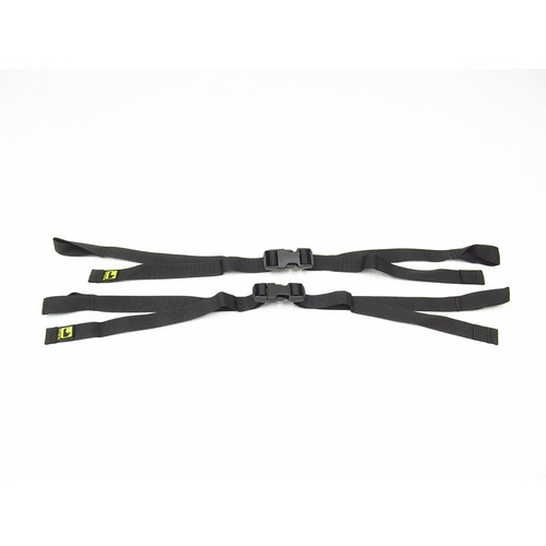 Wolfman Luggage Universal Tie Down Straps