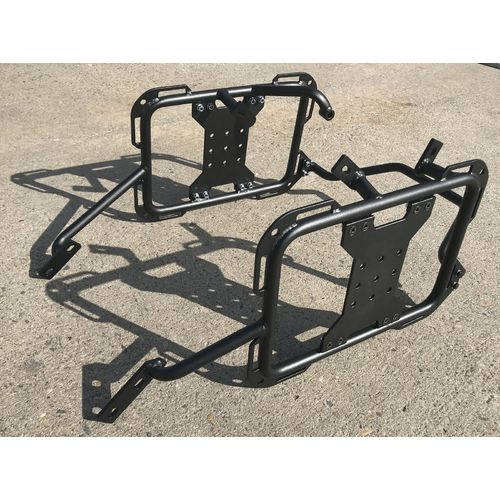 Adventure Moto X-Frames for Yamaha WR250R with Cross Brace