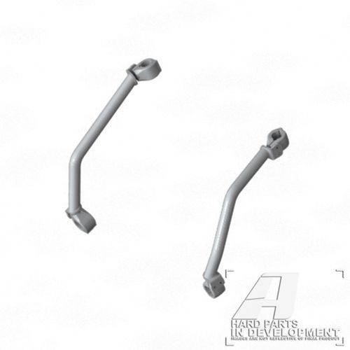 AltRider Reinforcement Crash Bars for the Honda CRF1000L Africa Twin