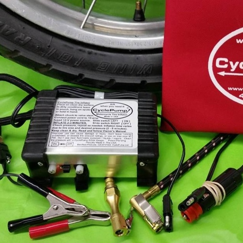 BestRest Cycle Pump Expedition with Straight Chuck