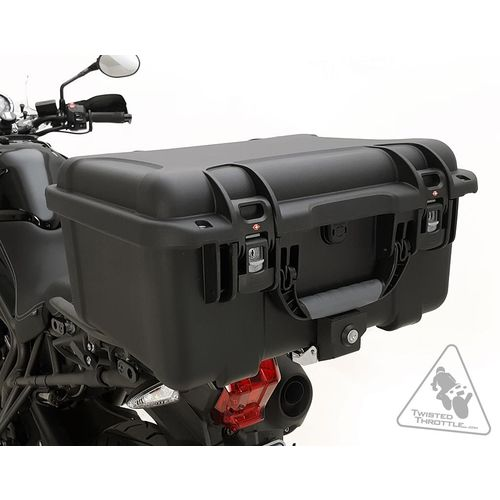 DrySpec H35 A-Lock Waterproof Top Case Black 35 Litres