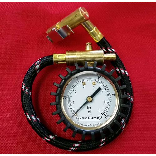 BestRest EZ Air Gauge 90 Degree Right Angle
