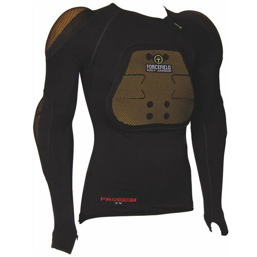 Forcefield Pro X-V 1 Protector Shirt With CE2 Back Protector