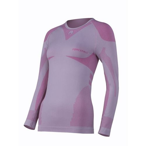 Forcefield Body Armour Technical Base Layer Ladies Long Sleeve Shirt