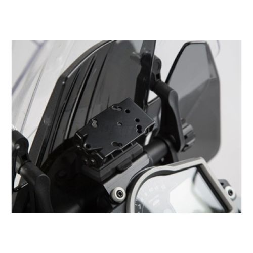 SW Motech Quick-Lock GPS Mount for KTM 1290 Super Adventure (2014-2016)/ T (2016)