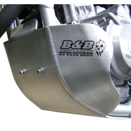 B&B Off Road Honda CRF250L Bash Plate