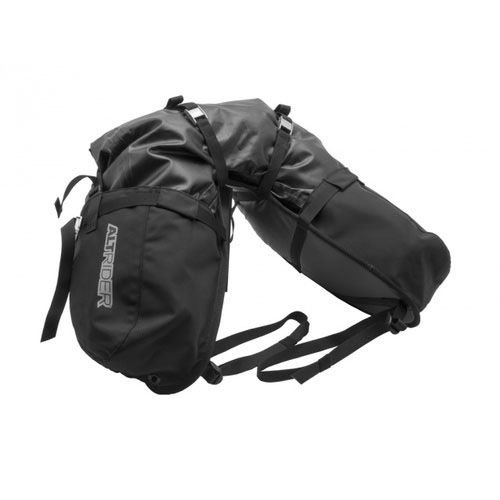 AltRider Hemisphere Saddlebag [Colour: Black]