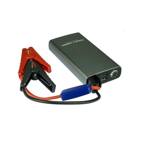 Rocky Creek Designs Motopressor Jump Starter Kit 400A