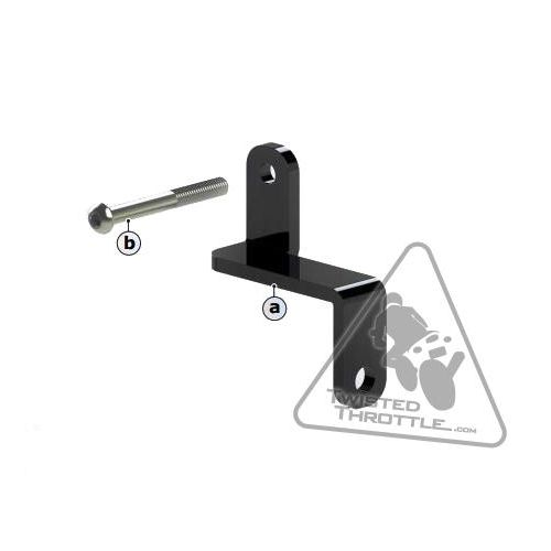 Denali Horn Mounting Bracket For BMW R1200GS Water Cooled (2013-2015 & Early Model 2016)