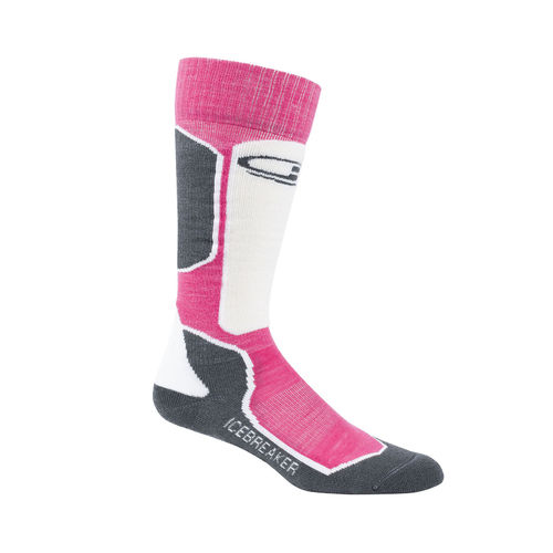 Icebreaker Women's Ski + Light Over the Calf Socks