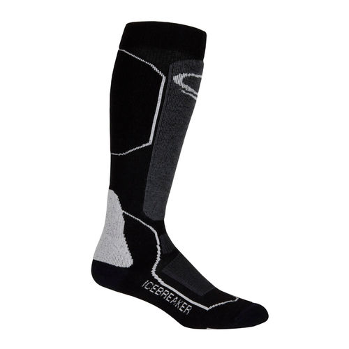Icebreaker Men's Ski + Medium Over the Calf Socks