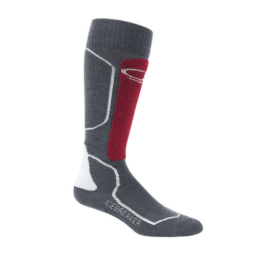 Icebreaker Women's Ski + Medium Over the Calf Socks