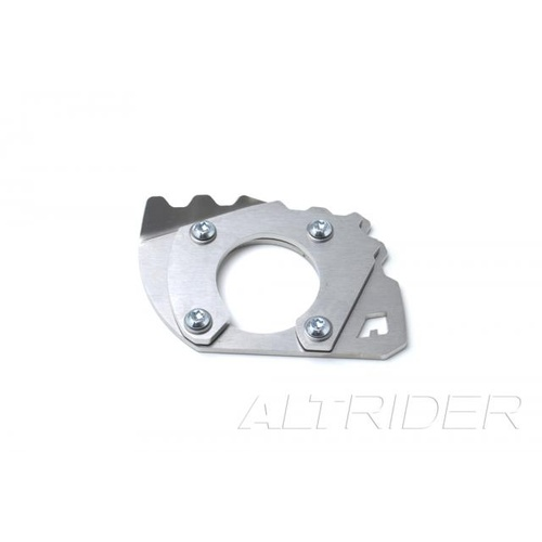 AltRider Side Stand Foot for KTM 950 Adventure [Colour: Silver]