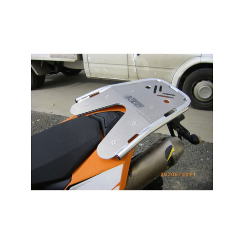 B&B Off Road KTM 690 Rear Carry Rack