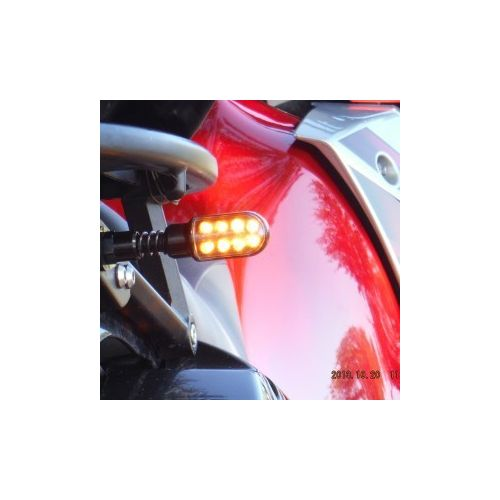 Extreme Dual Sport Tuff Lites Universal Blinkers