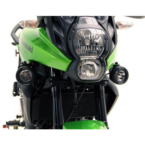 Denali Auxiliary Light Mount For Kawasaki Versys 650 (2010-2014)
