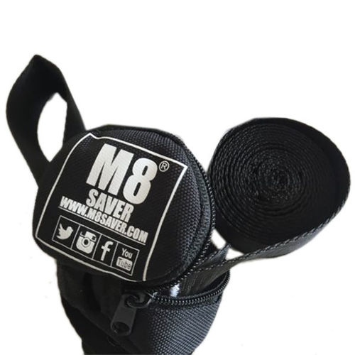 M8 Saver Tow Strap 0.50 Grams in Packaged Weight