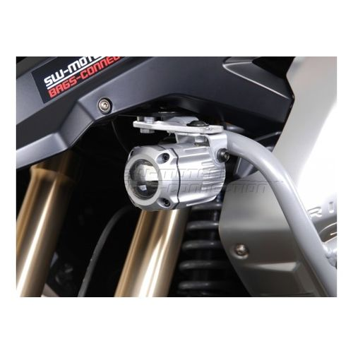 SW Motech Driving Light Mount for the BMW R1200GS (2008 - 2012)