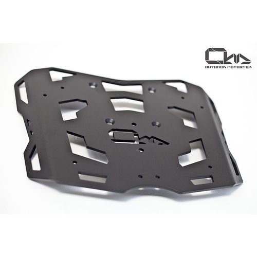 Outback Motortek BMW F800GS/ F700GS/ F650GS Rear Rack in Black