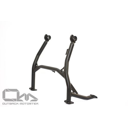 Outback Motortek Centre Stand For KTM 790 ADV R [Colour:Black]
