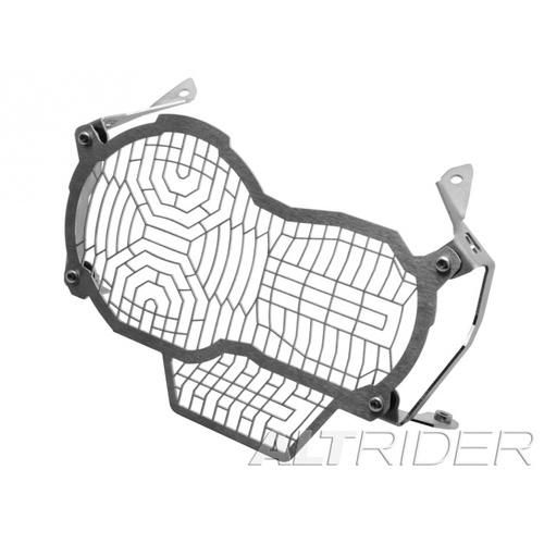 AltRider Stainless Steel Mesh Headlight Guard Extended Kit for BMW R1200GS Water Cooled