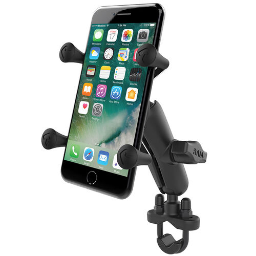Ram Mounts X-Grip UN7 with U-Bolt and Standard Arm