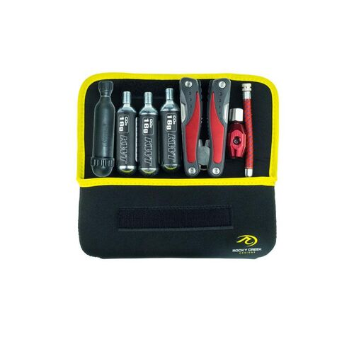 Rocky Creek MotoPressor Puncture Repair Kit