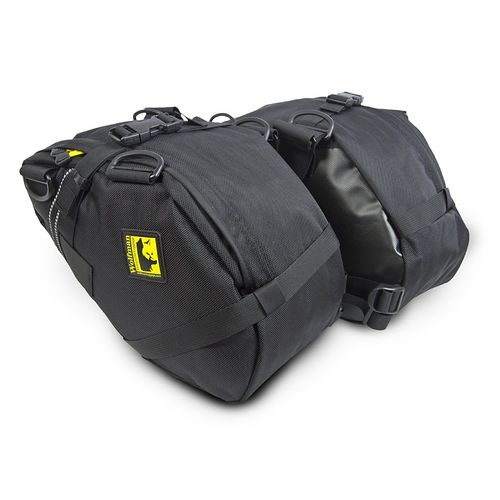 Wolfman Luggage E-12 Saddle Bags V1.7