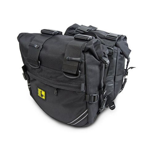 Wolfman Luggage Enduro Dry Saddle Bags V1.7