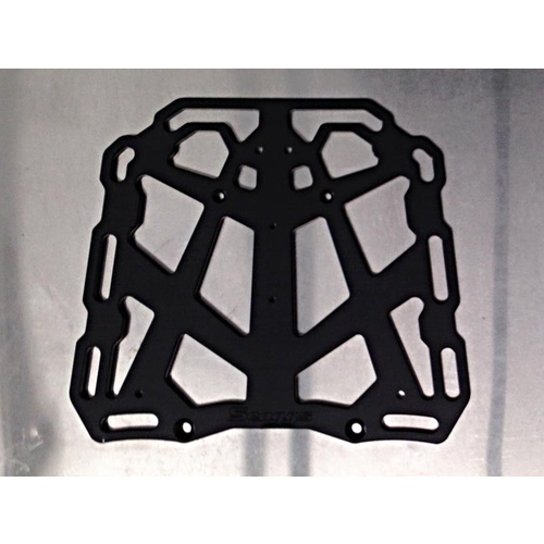 Scaggs Moto Designs Billet MEGA Rack for Yamaha XT660Z Tenere
