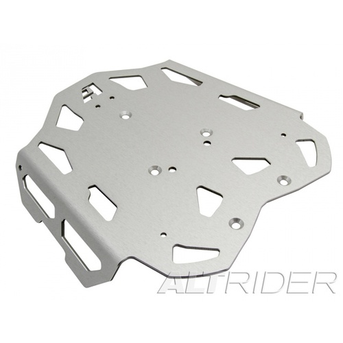 AltRider Luggage Rack for Husqvarna TR650 Terra and Strada [Colour: Silver]