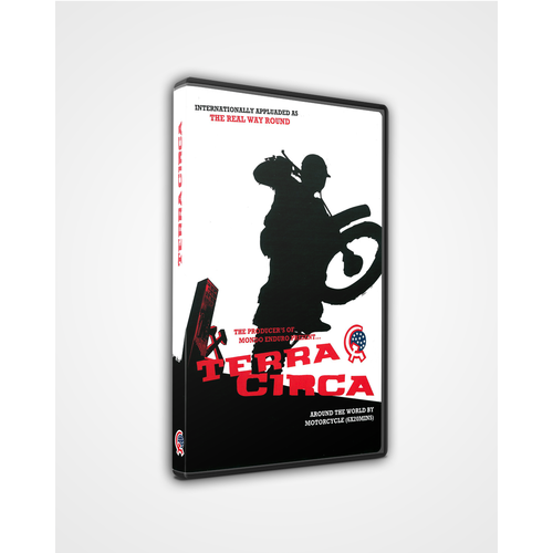 Terra Circa - Around the World by Motorcycle DVD