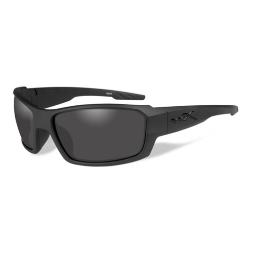WILEY X Rebel Sunglasses with Grey Lens & Matte Black Frame